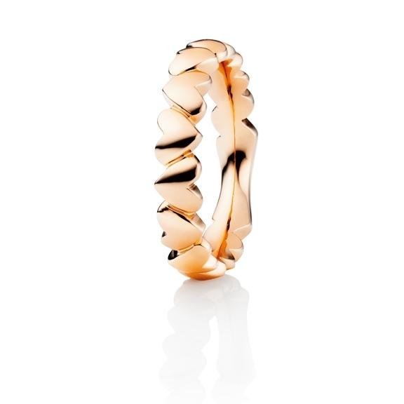 "Ring ""Fantasia"" 750RG herzform"