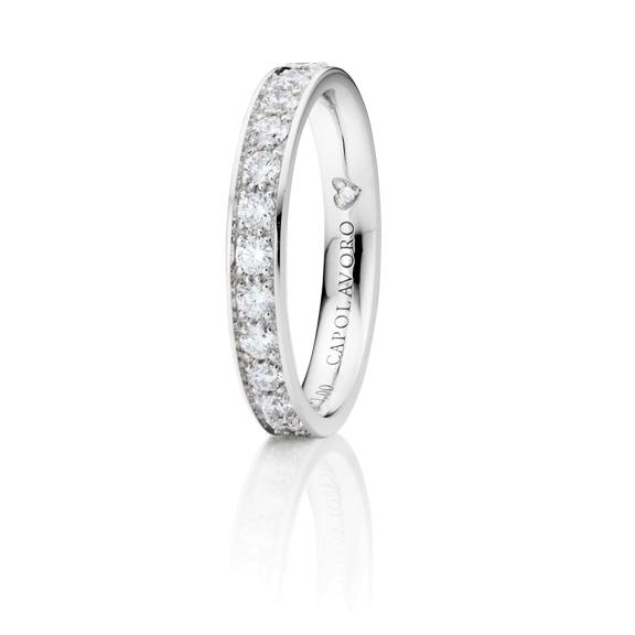 Ring 750 brillant